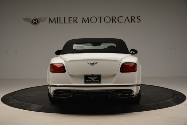 Used 2018 Bentley Continental GTC Supersports Convertible for sale Sold at Rolls-Royce Motor Cars Greenwich in Greenwich CT 06830 16