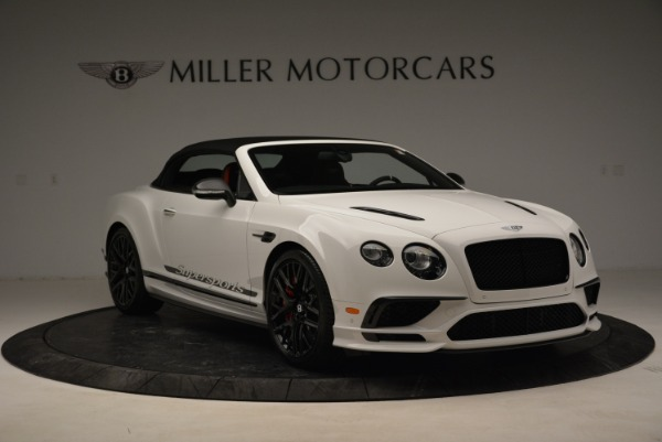 Used 2018 Bentley Continental GTC Supersports Convertible for sale Sold at Rolls-Royce Motor Cars Greenwich in Greenwich CT 06830 19