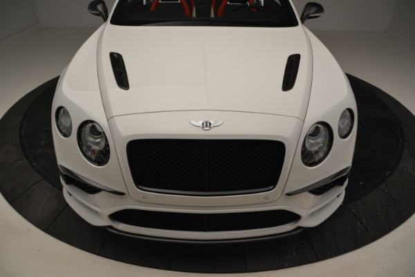 Used 2018 Bentley Continental GTC Supersports Convertible for sale Sold at Rolls-Royce Motor Cars Greenwich in Greenwich CT 06830 20