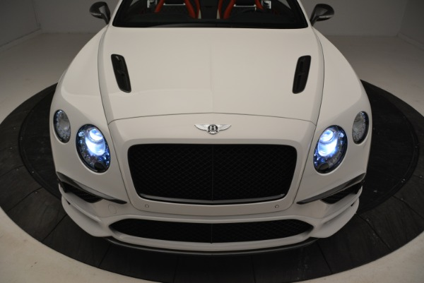 Used 2018 Bentley Continental GTC Supersports Convertible for sale Sold at Rolls-Royce Motor Cars Greenwich in Greenwich CT 06830 21