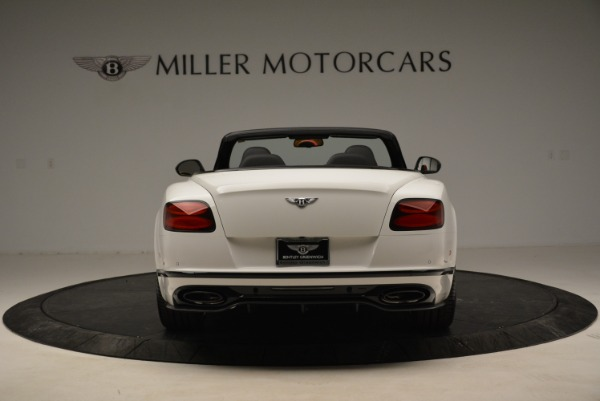 Used 2018 Bentley Continental GTC Supersports Convertible for sale Sold at Rolls-Royce Motor Cars Greenwich in Greenwich CT 06830 6