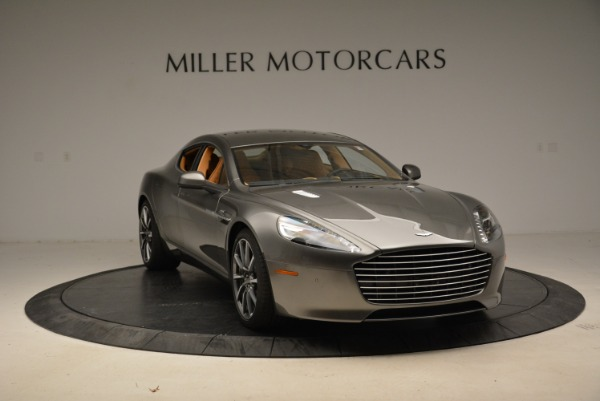 Used 2017 Aston Martin Rapide S Sedan for sale Sold at Rolls-Royce Motor Cars Greenwich in Greenwich CT 06830 11