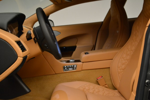 Used 2017 Aston Martin Rapide S Sedan for sale Sold at Rolls-Royce Motor Cars Greenwich in Greenwich CT 06830 13