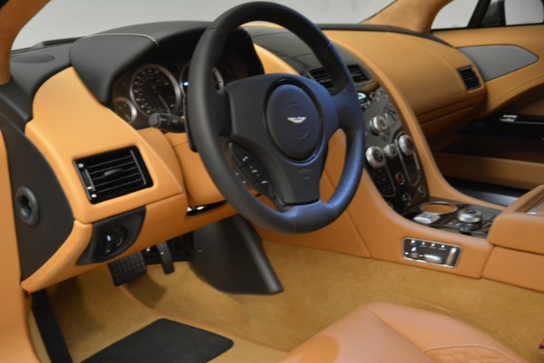 Used 2017 Aston Martin Rapide S Sedan for sale Sold at Rolls-Royce Motor Cars Greenwich in Greenwich CT 06830 14
