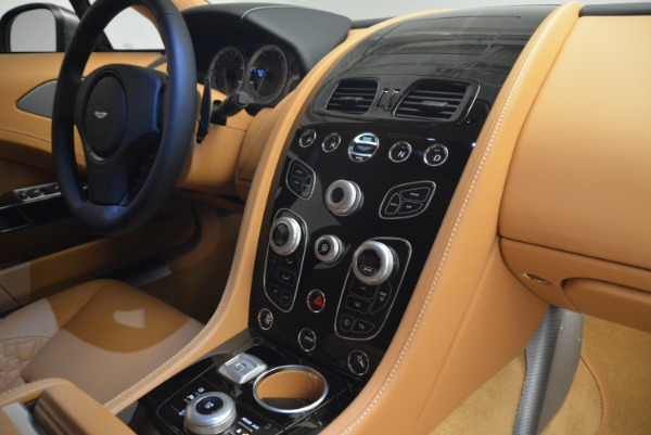 Used 2017 Aston Martin Rapide S Sedan for sale Sold at Rolls-Royce Motor Cars Greenwich in Greenwich CT 06830 24