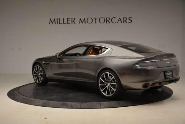 Used 2017 Aston Martin Rapide S Sedan for sale Sold at Rolls-Royce Motor Cars Greenwich in Greenwich CT 06830 4