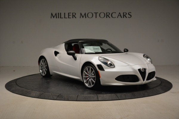 New 2018 Alfa Romeo 4C Spider for sale Sold at Rolls-Royce Motor Cars Greenwich in Greenwich CT 06830 16