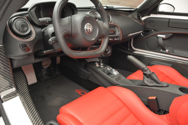New 2018 Alfa Romeo 4C Spider for sale Sold at Rolls-Royce Motor Cars Greenwich in Greenwich CT 06830 19