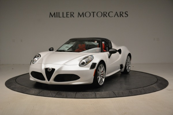New 2018 Alfa Romeo 4C Spider for sale Sold at Rolls-Royce Motor Cars Greenwich in Greenwich CT 06830 2