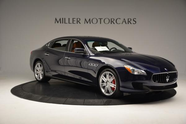 New 2016 Maserati Quattroporte S Q4 for sale Sold at Rolls-Royce Motor Cars Greenwich in Greenwich CT 06830 11