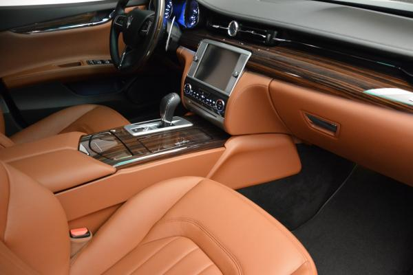 New 2016 Maserati Quattroporte S Q4 for sale Sold at Rolls-Royce Motor Cars Greenwich in Greenwich CT 06830 20