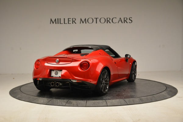 New 2018 Alfa Romeo 4C Spider for sale Sold at Rolls-Royce Motor Cars Greenwich in Greenwich CT 06830 10