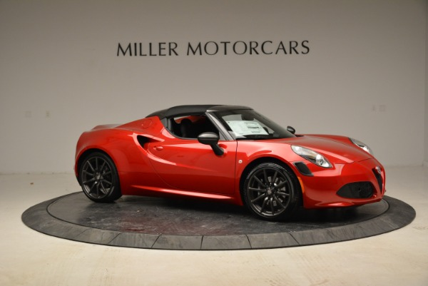 New 2018 Alfa Romeo 4C Spider for sale Sold at Rolls-Royce Motor Cars Greenwich in Greenwich CT 06830 14