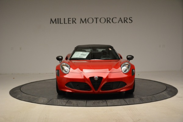 New 2018 Alfa Romeo 4C Spider for sale Sold at Rolls-Royce Motor Cars Greenwich in Greenwich CT 06830 18
