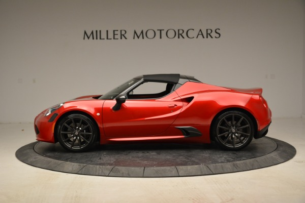 New 2018 Alfa Romeo 4C Spider for sale Sold at Rolls-Royce Motor Cars Greenwich in Greenwich CT 06830 5