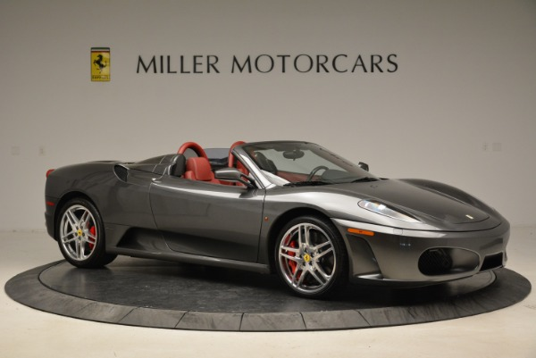 Used 2008 Ferrari F430 Spider for sale Sold at Rolls-Royce Motor Cars Greenwich in Greenwich CT 06830 10