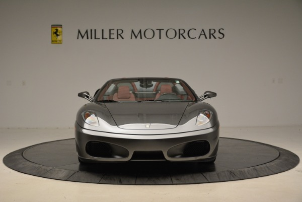 Used 2008 Ferrari F430 Spider for sale Sold at Rolls-Royce Motor Cars Greenwich in Greenwich CT 06830 12