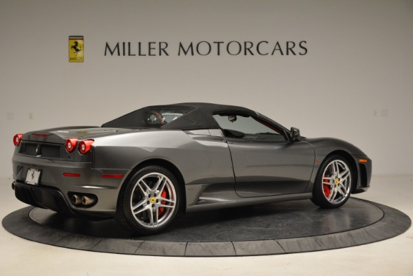 Used 2008 Ferrari F430 Spider for sale Sold at Rolls-Royce Motor Cars Greenwich in Greenwich CT 06830 20