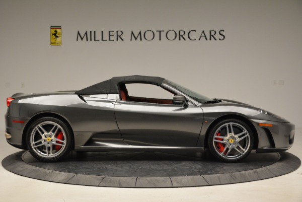 Used 2008 Ferrari F430 Spider for sale Sold at Rolls-Royce Motor Cars Greenwich in Greenwich CT 06830 21