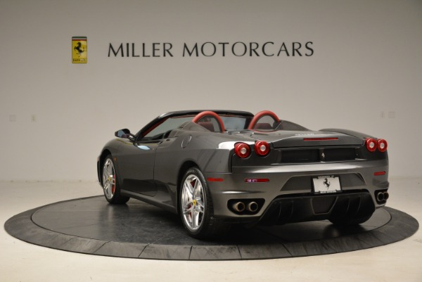 Used 2008 Ferrari F430 Spider for sale Sold at Rolls-Royce Motor Cars Greenwich in Greenwich CT 06830 5