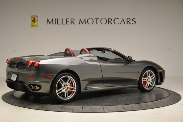 Used 2008 Ferrari F430 Spider for sale Sold at Rolls-Royce Motor Cars Greenwich in Greenwich CT 06830 8