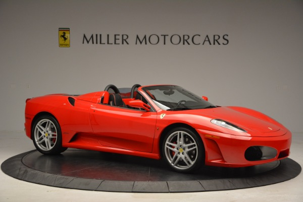 Used 2006 Ferrari F430 SPIDER F1 Spider for sale Sold at Rolls-Royce Motor Cars Greenwich in Greenwich CT 06830 10
