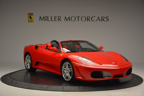 Used 2006 Ferrari F430 SPIDER F1 Spider for sale Sold at Rolls-Royce Motor Cars Greenwich in Greenwich CT 06830 11