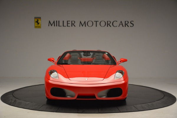 Used 2006 Ferrari F430 SPIDER F1 Spider for sale Sold at Rolls-Royce Motor Cars Greenwich in Greenwich CT 06830 12