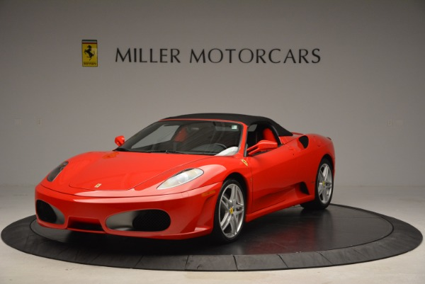 Used 2006 Ferrari F430 SPIDER F1 Spider for sale Sold at Rolls-Royce Motor Cars Greenwich in Greenwich CT 06830 13