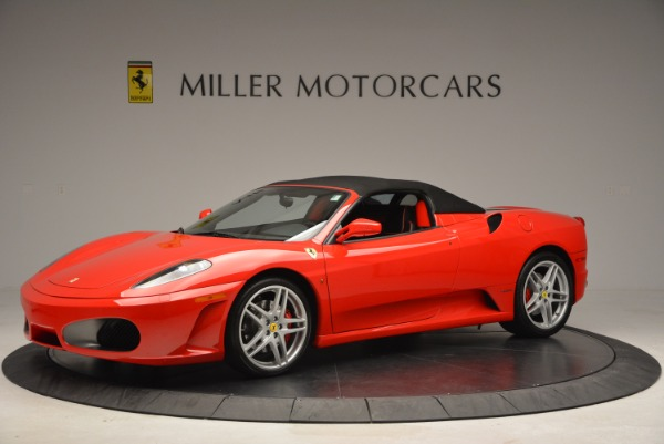 Used 2006 Ferrari F430 SPIDER F1 Spider for sale Sold at Rolls-Royce Motor Cars Greenwich in Greenwich CT 06830 14