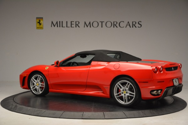 Used 2006 Ferrari F430 SPIDER F1 Spider for sale Sold at Rolls-Royce Motor Cars Greenwich in Greenwich CT 06830 16