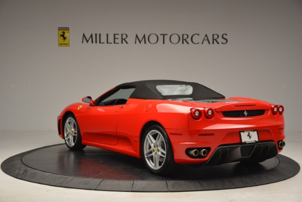Used 2006 Ferrari F430 SPIDER F1 Spider for sale Sold at Rolls-Royce Motor Cars Greenwich in Greenwich CT 06830 17