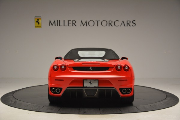 Used 2006 Ferrari F430 SPIDER F1 Spider for sale Sold at Rolls-Royce Motor Cars Greenwich in Greenwich CT 06830 18