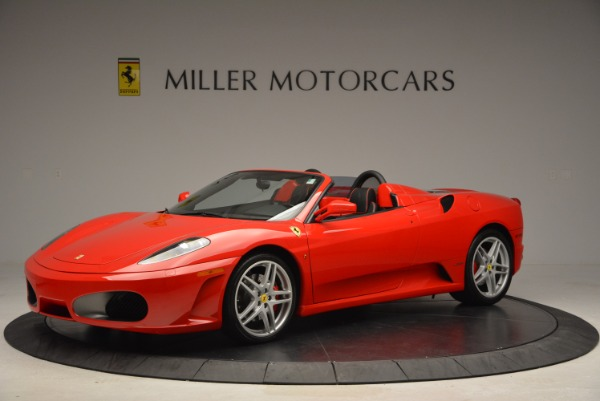 Used 2006 Ferrari F430 SPIDER F1 Spider for sale Sold at Rolls-Royce Motor Cars Greenwich in Greenwich CT 06830 2