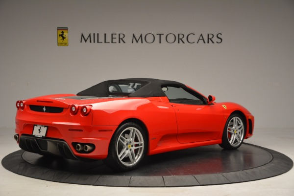 Used 2006 Ferrari F430 SPIDER F1 Spider for sale Sold at Rolls-Royce Motor Cars Greenwich in Greenwich CT 06830 20