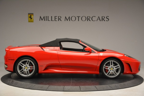 Used 2006 Ferrari F430 SPIDER F1 Spider for sale Sold at Rolls-Royce Motor Cars Greenwich in Greenwich CT 06830 21
