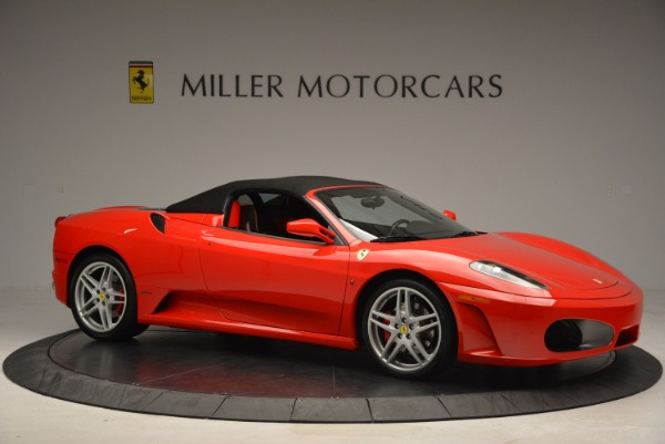 Used 2006 Ferrari F430 SPIDER F1 Spider for sale Sold at Rolls-Royce Motor Cars Greenwich in Greenwich CT 06830 22