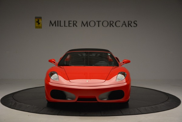 Used 2006 Ferrari F430 SPIDER F1 Spider for sale Sold at Rolls-Royce Motor Cars Greenwich in Greenwich CT 06830 24