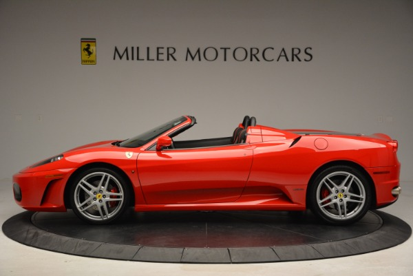 Used 2006 Ferrari F430 SPIDER F1 Spider for sale Sold at Rolls-Royce Motor Cars Greenwich in Greenwich CT 06830 3