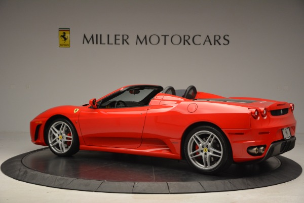Used 2006 Ferrari F430 SPIDER F1 Spider for sale Sold at Rolls-Royce Motor Cars Greenwich in Greenwich CT 06830 4