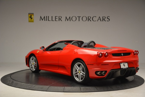Used 2006 Ferrari F430 SPIDER F1 Spider for sale Sold at Rolls-Royce Motor Cars Greenwich in Greenwich CT 06830 5