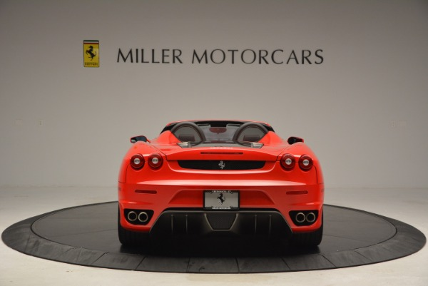 Used 2006 Ferrari F430 SPIDER F1 Spider for sale Sold at Rolls-Royce Motor Cars Greenwich in Greenwich CT 06830 6