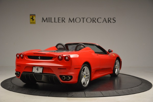 Used 2006 Ferrari F430 SPIDER F1 Spider for sale Sold at Rolls-Royce Motor Cars Greenwich in Greenwich CT 06830 7