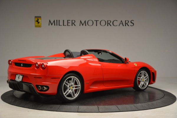 Used 2006 Ferrari F430 SPIDER F1 Spider for sale Sold at Rolls-Royce Motor Cars Greenwich in Greenwich CT 06830 8