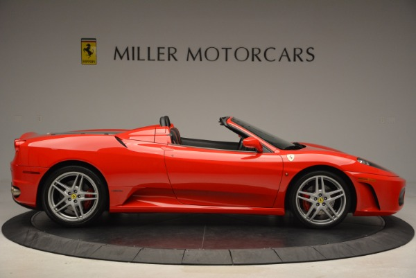 Used 2006 Ferrari F430 SPIDER F1 Spider for sale Sold at Rolls-Royce Motor Cars Greenwich in Greenwich CT 06830 9