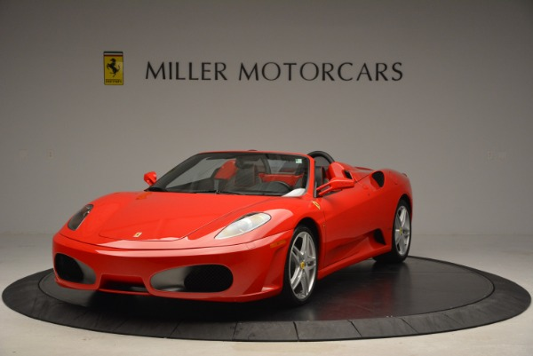Used 2006 Ferrari F430 SPIDER F1 Spider for sale Sold at Rolls-Royce Motor Cars Greenwich in Greenwich CT 06830 1