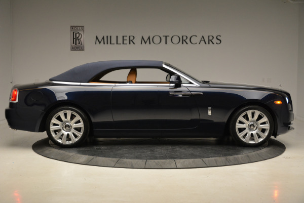 New 2018 Rolls-Royce Dawn for sale Sold at Rolls-Royce Motor Cars Greenwich in Greenwich CT 06830 21