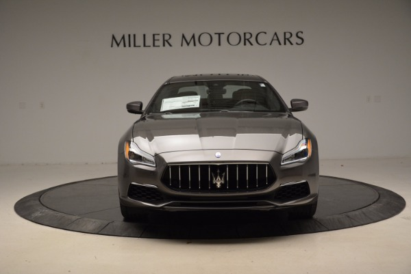 New 2018 Maserati Quattroporte S Q4 GranLusso for sale Sold at Rolls-Royce Motor Cars Greenwich in Greenwich CT 06830 13
