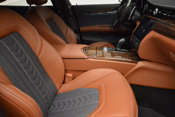 New 2018 Maserati Quattroporte S Q4 GranLusso for sale Sold at Rolls-Royce Motor Cars Greenwich in Greenwich CT 06830 15