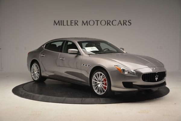 New 2016 Maserati Quattroporte S Q4 for sale Sold at Rolls-Royce Motor Cars Greenwich in Greenwich CT 06830 14